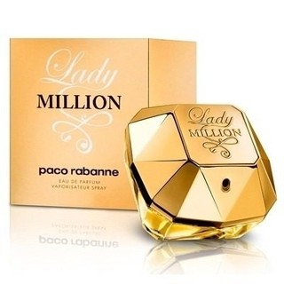 Perfume Importado Paco Rabanne Lady Million 30ml Edp