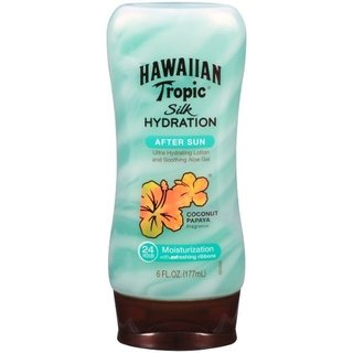 Hawaiian Tropic Locion Post Solar Silk Hydration X 180ml