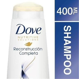 Dove Shampoo Reconstruccion Completa 400ml