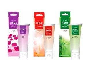 Prime Gel Intimo Lubricante Combo X 3 Unidades Combinable