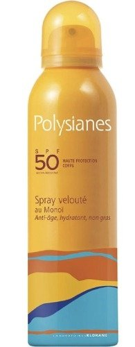 Polysianes Protector Solar Spray Sedoso Spf 50 X 150ml