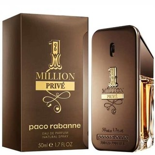 One Million Prive Paco Rabanne Perfume Hombre X50ml Original