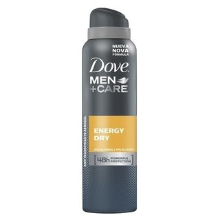 Dove Energy Dry  Antitranspirante Aerosol Masculino 150ml