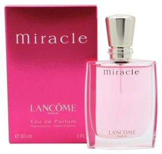 Perfume Importado Paris Lancome Miracle 30ml Original