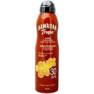 Hawaiian Tropic Aceite Protector Spray Factor 30 X 180ml