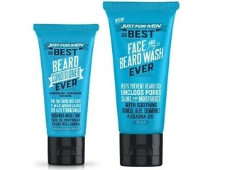 Just For Men Our Best Shampo + Acondicionador Barba Suave
