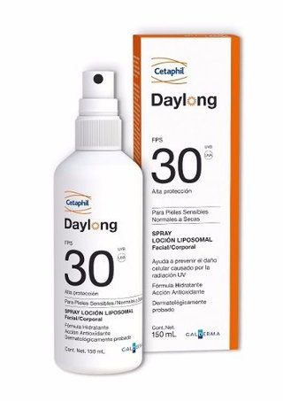 Cetaphil Daylong Fps30 Gel Spray Ultra Ligero Facial Corpora