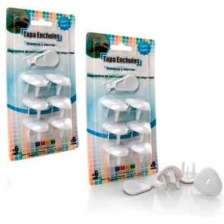 Baby Innovation Tapa Enchufes X 2 Unidades