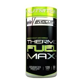 3x Thermo Fuel 120 Caps Quemador De Grasas Star Nutrition
