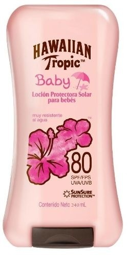 Hawaiian Tropic Baby Spf 80 X 240ml