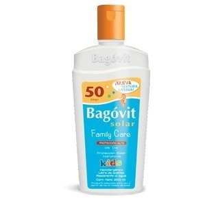 Bagovit Solar Family Care Kids Emulsion Liviana Fps50 X200ml