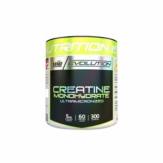 Star Nutrition Creatina X 300g - Previene La Fatiga Muscular en internet