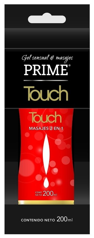 Prime Gel Intimo Lubricante Touch X 200ml