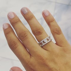 Anillo LOVE I YOU