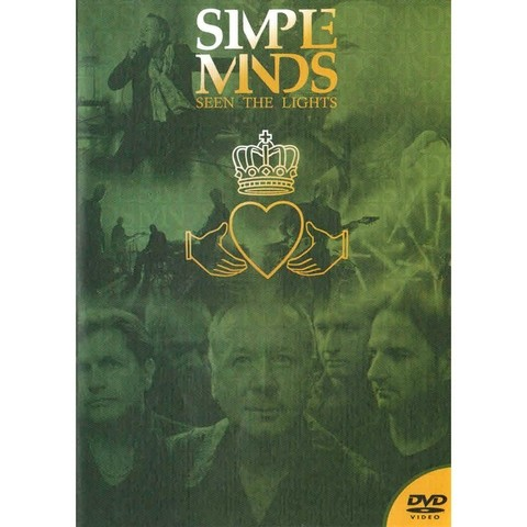 SIMPLE MINDS - SEEN THE LIGHTS (DVD)