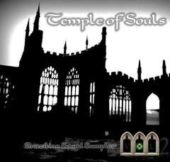 COMPILAÇÃO - TEMPLE OF SOULS VOLUME 2 (CD)