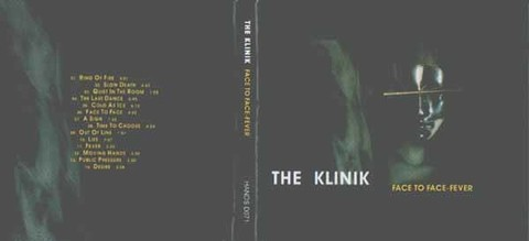 THE KLINIK - FACE TO FACE - FEVER (CD)