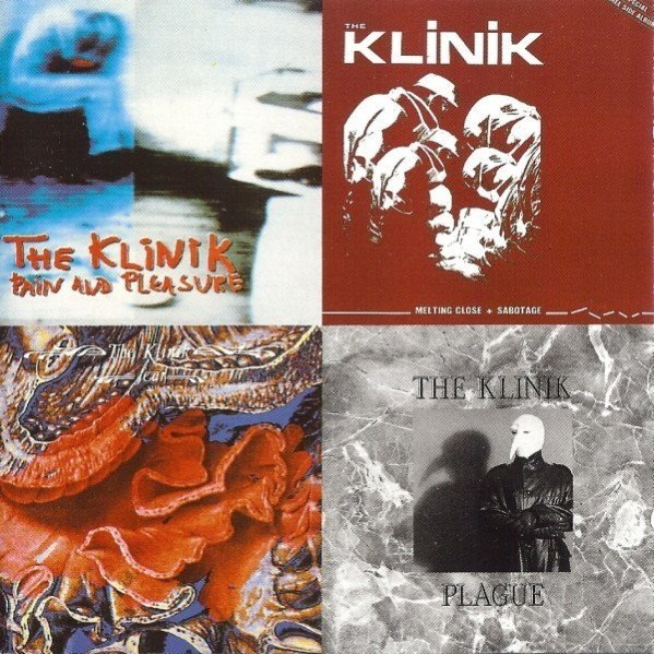 THE KLINIK - THE KLINIK (CD)
