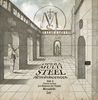 OPERA MULTI STEEL - RÉMINISCENCES (VINIL PICTURE) PRE-ORDER