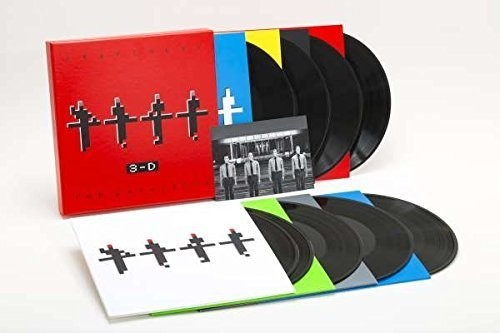 KRAFTWERK - 3-D THE CATALOGUE (BOX)