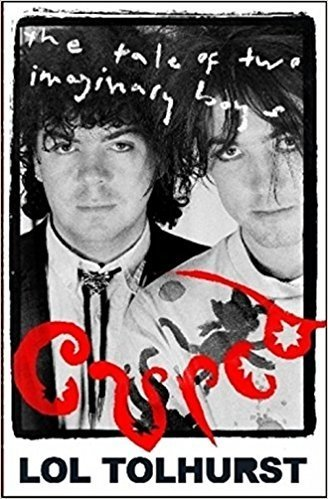 LIVRO - THE TALE OF TWO IMAGINARY BOYS BY LOL TOLHURST (THE CURE) (LIVRO)