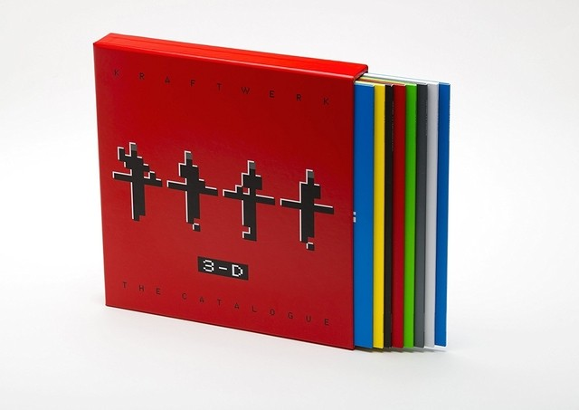 KRAFTWERK - 3-D THE CATALOGUE (BOX) - comprar online
