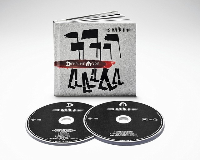 DEPECHE MODE - SPIRIT DELUXE EDITION (CD)