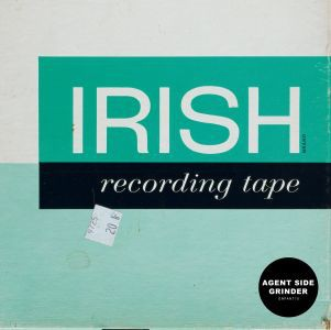 Agent Side Grinder - Irish Recordings 2016 (vinil)