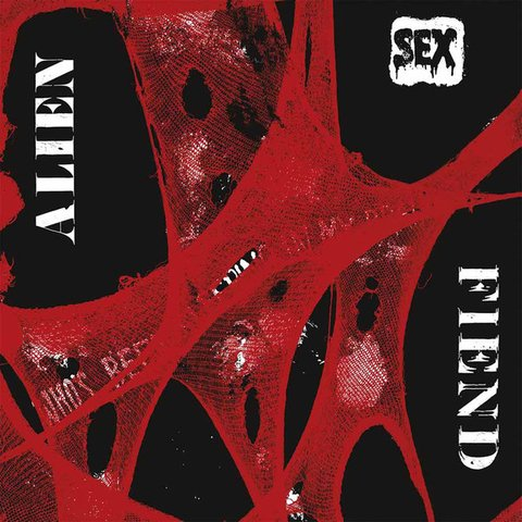 ALIEN SEX FIEND - WHOS´BEEN SLEEPING...(2XVINIL)