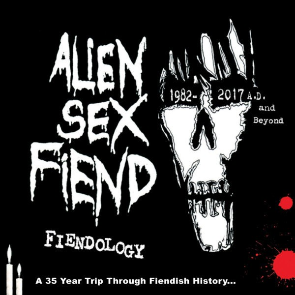 ALIEN SEX FIEND - FIENDOLOGY (BOX 3CD)