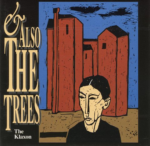 And Also The Trees ‎– The Klaxon (CD - RARIDADE)