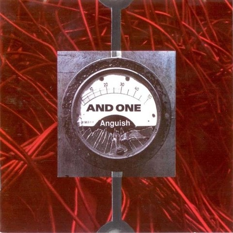 AND ONE - ANGUISH (CD)