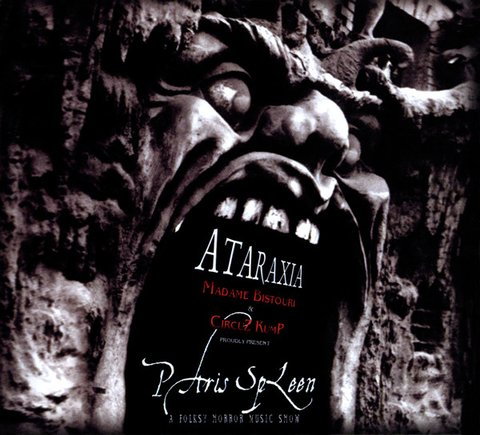 Ataraxia ‎– Paris Spleen (CD)