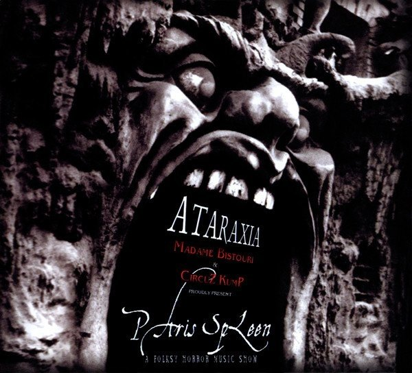 Ataraxia - Paris Spleen (CD)