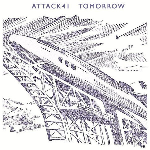 Attack 41 ?- Tomorrow (CD)