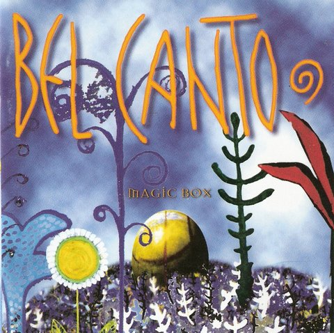 Bel Canto ‎– Magic Box (CD)