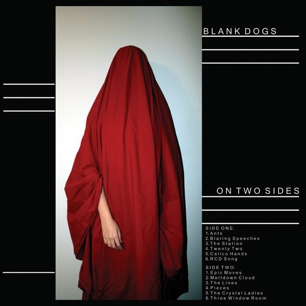 Blank Dogs - On Two Sides (cd)