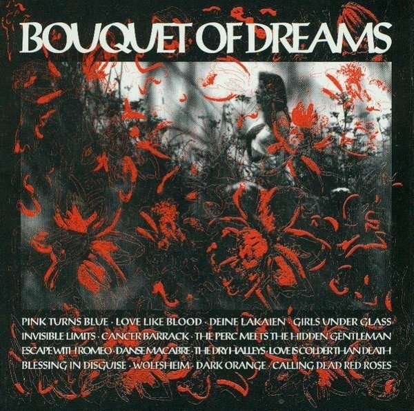 COMPILAÇÃO - BOUQUET OF DREAMS 1 (CD)