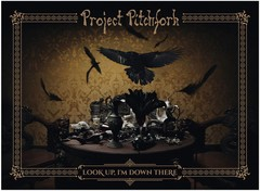 Project Pitchfork ‎– Look Up, I'm Down There (BOX)