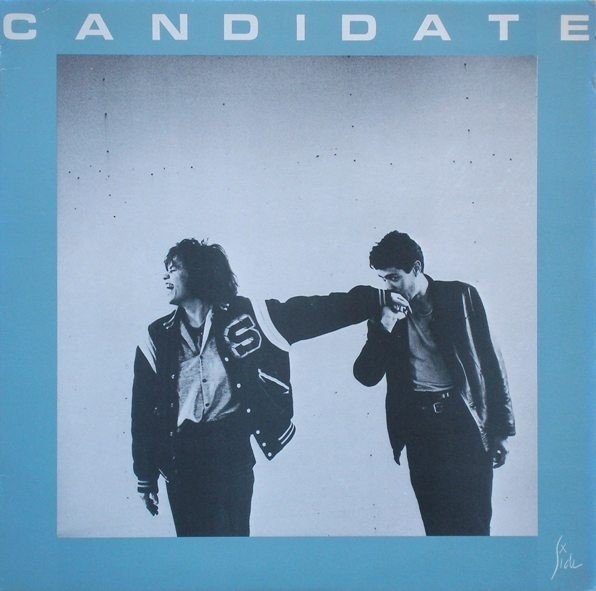 Candidate - Side By Side (VINIL + MP3 CODE) (FORA DE CATÁLOGO)