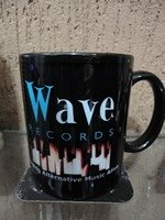 Caneca - Wave Records