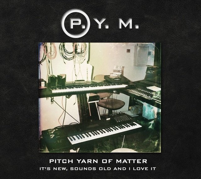 Pitch Yarn Of Matter - It´s New, Sounds old and I Love It (cd)