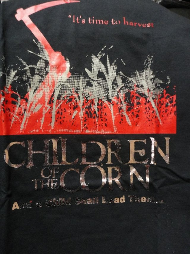Children of the Corn - Horror Movies (T-SHIRT)