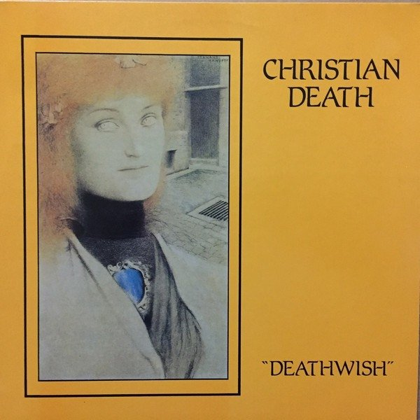 Christian Death - Deathwish (cd)