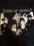 CLAN OF XYMOX - FOTO BANDA ANOS 80 (CAMISETA)