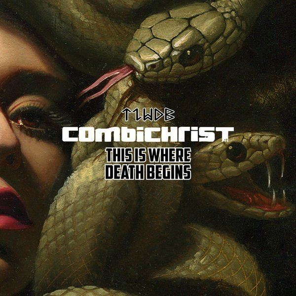 Combichrist - This is Where Death Begins (Vinil + cd)