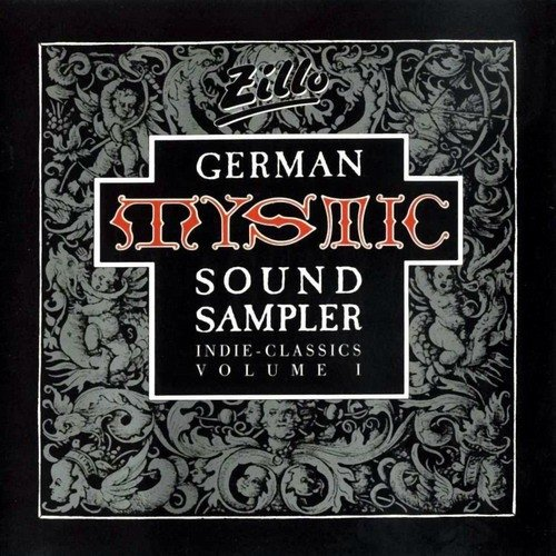 COMPILAÇÃO - GERMAN MYSTIC SOUND SaMPLER 1 (CD)