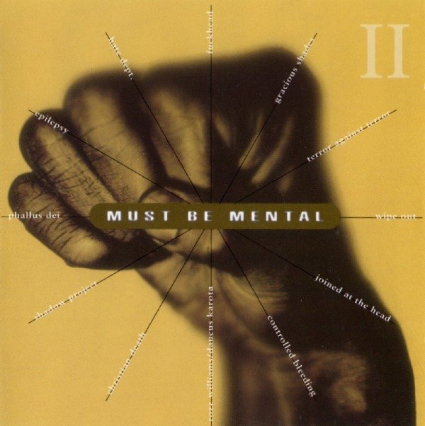 COMPILAÇÃO - MUST BE MENTAL VOL. 2  (CD)