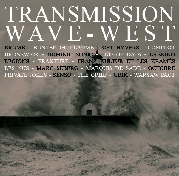 COMPILAÇÃO - TRANSMISSION WAVE-WEST (CD)