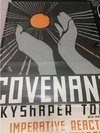 COVENANT - SKYSHAPE TOUR (POSTER)